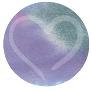 Heart icon for mind body transformation